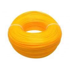 PLA 1200 грамм. Желтый, 1.75 мм