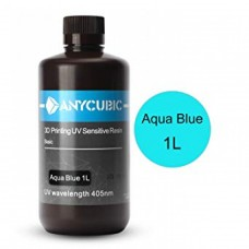 Фотополимер Anycubic, 1 литр, голубой