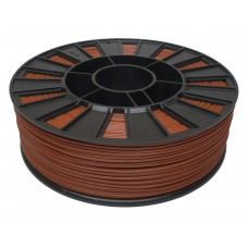 PLA 900 грамм. Коричневый, 1.75 мм