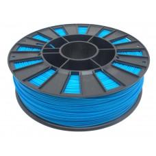 PLA 900 грамм. Голубой, 1.75 мм