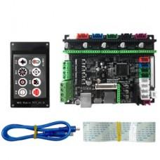 Плата управления 3Д принтером MKS Robin CortexARM STM32 с сенсорным экраном в комплекте
