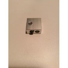Блок нагрева 3Д принтера MK8 под гильзу