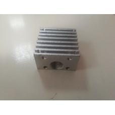 E3D радиатор квадратный, TEVO