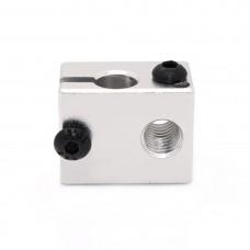 Блок нагрева 3Д принтера аллюминевый E3D-V6