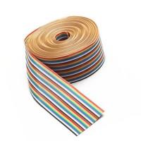 Провода шлейфом 40 pin  от 10 см  (на отрез)