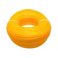 ABS 1 кг.  Желтый, 1.75 мм.
