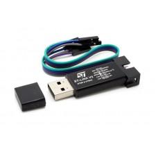 Программатор ST-Link 2 Mini для микроконтореллеров STM8 STM32