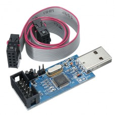 USB Программатор AVR USBUSBASP USBISP для ATMEGA8 ATMEGA128
