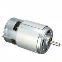Коллекторный мотор 775 - 288W с охлаждением, высоко оборотистый