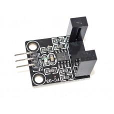 Модуль датчика скорости, оптопара