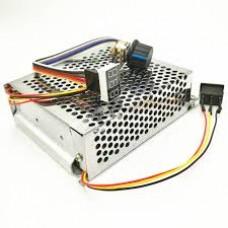 ШИМ регулятор скорости моторов  10-55В 60А 3000Ватт