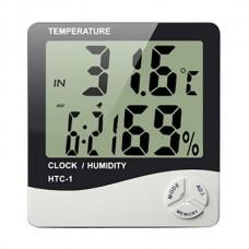 HTC-1 (термометр/гигрометр/часы)