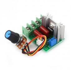 Регулятор мощности 2000Вт 220В с Вынесенным Потенциометром