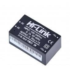 Трансформатор напряжения AC-DC 5 В HLK-PM01