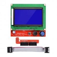Набор 12864 LCD SD, переходник и шлейф
