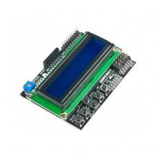 LCD1602 6 кнопок УНО Шилд
