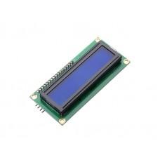 LCD 1602 синий
