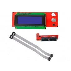 Набор 2004 LCD SD, переходник и шлейф