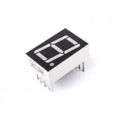 Семисегментный индикатор 1 символ 0.56