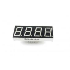 Семисегментный индикатор 3 символа 0.56