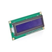 Модуль LCD 1602 с I2C интерфейсом