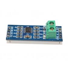 Модуль преобразователя интерфейсов UART TTL – RS-485 на MAX485