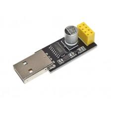 Модуль USB UART CH340G для ESP8266 ESP01 логика 3.3 В