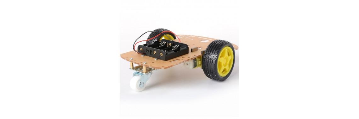 Arduino набор - робоплатформа (Arduino Robot Car)
