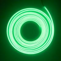 Гибкий неон. 5 метров. Зеленый