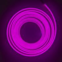 Гибкий неон. 5 метров. Фиолетовый