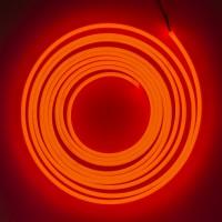 Гибкий неон. 5 метров. Оранжевый