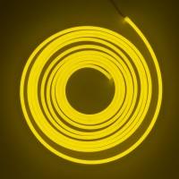 Гибкий неон. 5 метров. Желтый