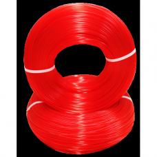 PET-G Красный. Без катушки.