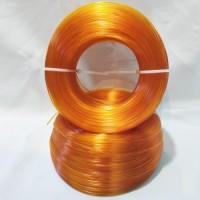 PETG Оранжевый 1.75мм (Без катушки)