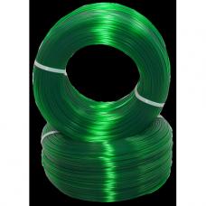 PET-G Зеленый. Без катушки.