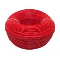 PLA 1200 грамм. Красный, 1.75 мм.