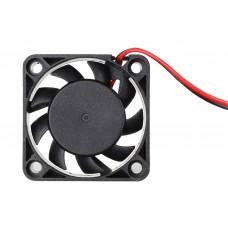 Вентилятор 40х40х10, 12В, 0.10А