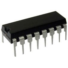 Микросхема сдвигового регистра  74HC595N