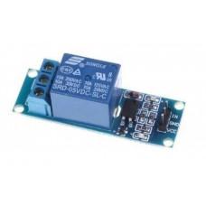 Модуль 1 канального реле 5 В с опторазвязкой