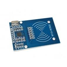 RC522 RFID модуль
