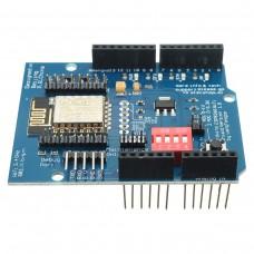 T77 ESP8266 ESP-12E UART Беспроводной WIFI Shield TTL-конвертер