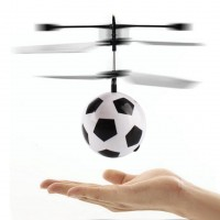 Летающий мяч с лопастями